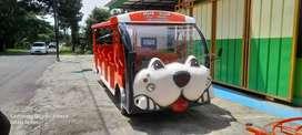 BT promo odong odong kereta mini wisata