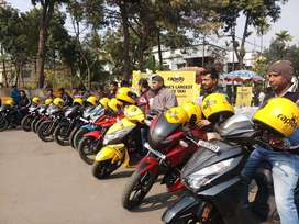 Coimbatore rapido hiring delivery boys all over the city