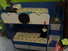 A sweet baby cot