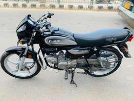 all orignal bile first owner bike bs6