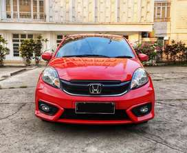 [ KM 6rb ] Facelift Brio E Manual 2016 DP 15juta agya 2017 march