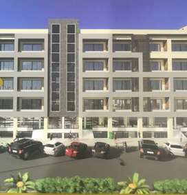 Almost completed project in bahria phase 7,with 13000 pkr monthly rent