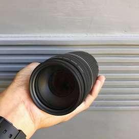 Lensa tele Canon 75-300 mm III Fulsetbox