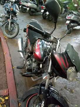 Good condition bike with all systems in working and regularly serviced