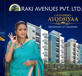 Gated Community at Airport, 2hbk & 3bhk Flates with bank loanFacility.