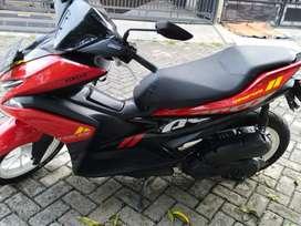 Yamaha Aerox 2020 merah bisa TT