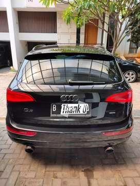 Audi Q5 2014 low kilometer