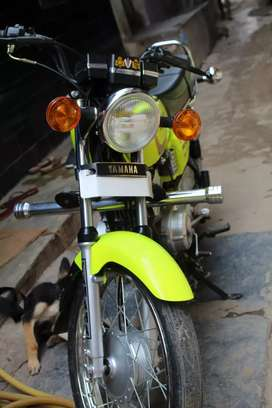 Rx 135 for sale in good condition