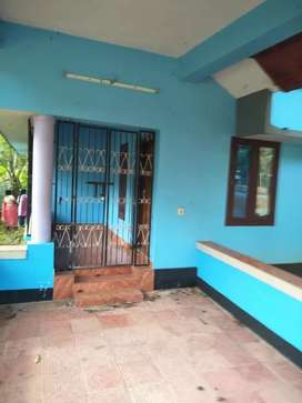 House for sale in 12.5 cent plot at Parrekel Junction,  Kayamkulam