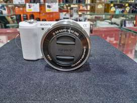 Sony A6000 Kredit kamera dan lensa acc 3 menit