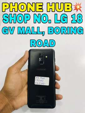 Samsung A6+ (4/64) Black In Superb Condition Available Here