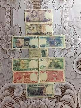 Uang kertas RI RP. 100