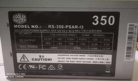 Cooler master SMPS 350W power supply