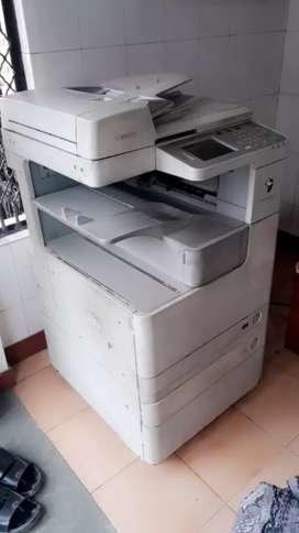 Xerox canon ir2525