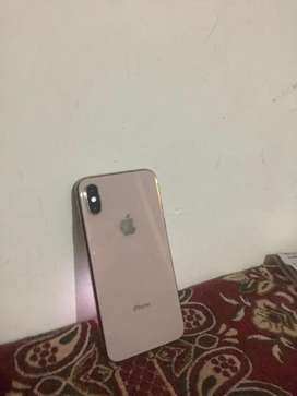 Iphone xs top condition