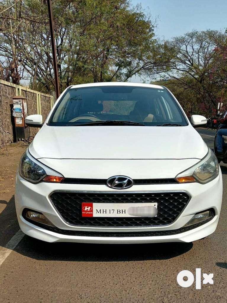 Hyundai Elite i20 Sportz (O) 1.2, 2017, Petrol