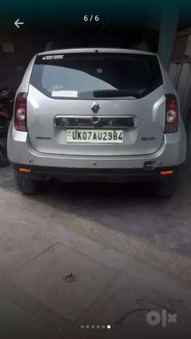 Renault duster in very good condition