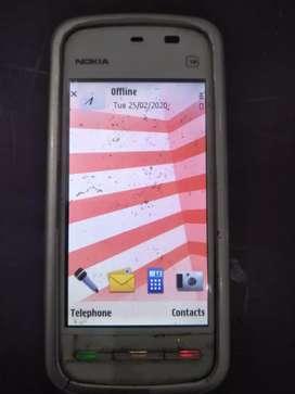 Nokia 5233, Swaly nagar rampur road bareilly