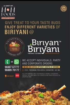Biriyani masters specialist