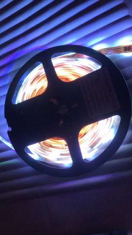 LED STRIP LIGHT SMD 2811 ( 16 colors )  ( without remote )