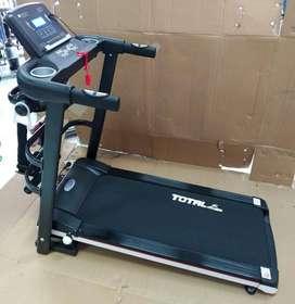 Order now/Treadmill electrik Tl-607 4f/Total fitness ready stock