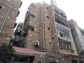 2 Bed D+D Flat with Roof - Prime location of Nazimabad