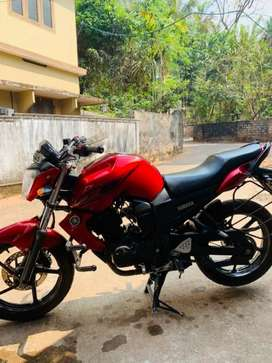 GOOD CONDTION.SINGLE OWNER.RED COLOUR