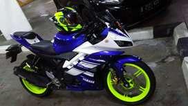 Dijual motor yamaha R 15 !!! Minat whatsapp