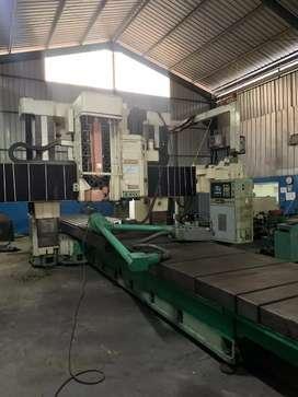 JUAL! CNC DOUBLE KOLOM, alat teknik, mesin industri