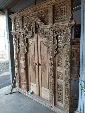 sukari pintu gebyok gapuro jendela untuk rumah gedung masjid musholla
