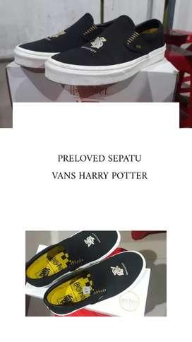 Vans ori versi harry potter harga 1.300.000 IDR
