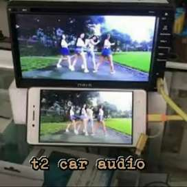 AUDIO MOBIL DOUBLEDIN AVI mirorling android phone+camera hd Hot promo