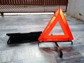 Car Foldable Emergency Warning Triangle