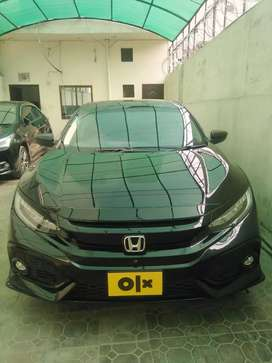 Honda Civic Vti Oreal Prosmatec 1.8 Already Bank Leased