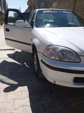 Civic 1997 Vti automatic 1.6