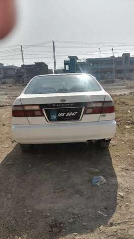 Nissan Sunny Automatic. A-1 Condition interior & exterior. 2001 modle.