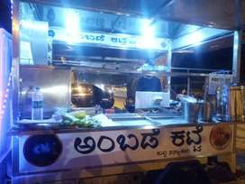 Mobile Canteen-Tata ACE Gold