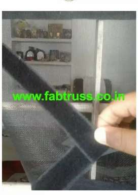 Mosquito net velcro