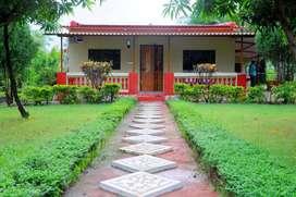 Contact us to buy farmhouse plot near Pahine at 3,11,000