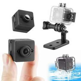 Kamera mini SQ12 waterproof murah