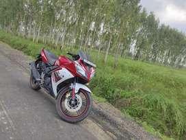 Brand new bike R15 S