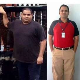 Weight loss in 30 days.  Gain also with proof money back guarantee