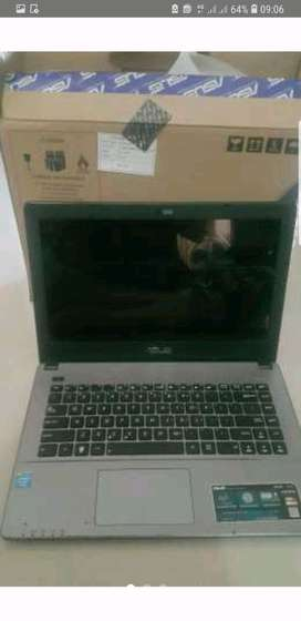 Laptop ASUS X450CA gaming dan Murah