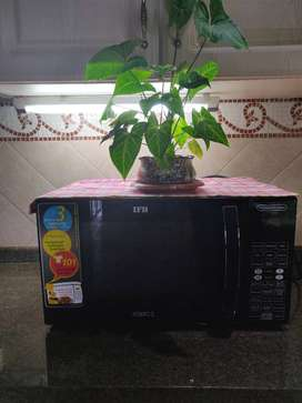 Less than a year old IFB 30L Convection Microwave