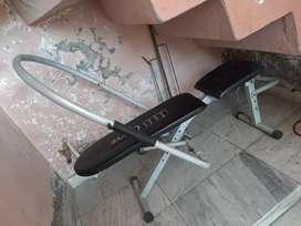 Ab Pro exercise machine