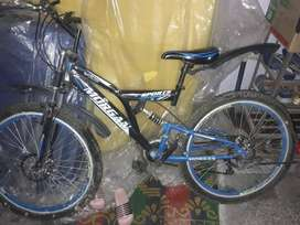 Selling Morgan Mountain bike In Very Good Condition With Front shock