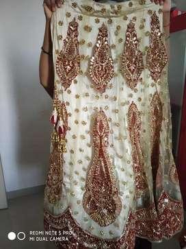 Bridal Lenga with chunni