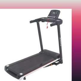 treadmill elektrik EXONE-686 alat fitnes electric