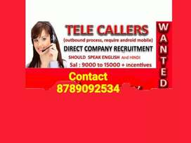 Requirement for Tele call job in Ranchi
