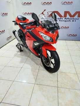 Kawasaki Ninja 250 fi tahun 2015 non meras mwrah